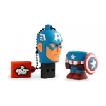 Pen Drive Tribe 8 Gb Avengers Captain America