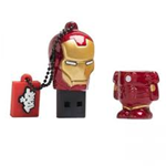 Pen Drive Tribe 8 Gb Avengers Iron Man
