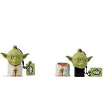 Pen Drive Tribe 8 Gb Star Wars Light Side Yoda