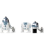 Pen Drive Tribe 8 Gb Star Wars Light Side R2-D2
