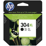 HP CARTUCCIA INKJET 304XL BLACK