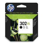 HP CARTUCCIA INKJET 302XL BLACK